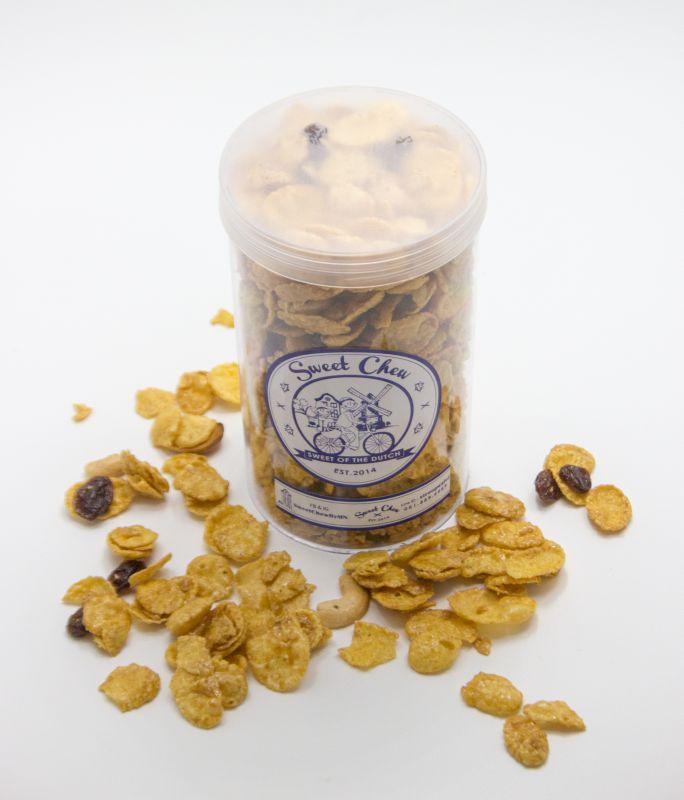 Sweetchew Caramel Cornflakes 150 gram 1