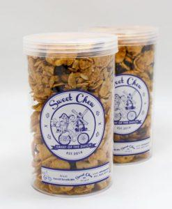 Sweetchew Caramel Cornflakes 150 gram 2 boxes
