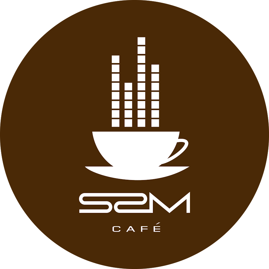 S2M Cafe Logo
