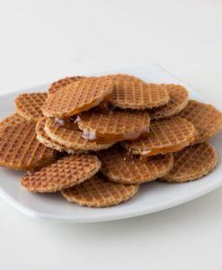 SweetChew Stroopwafel Mini plate